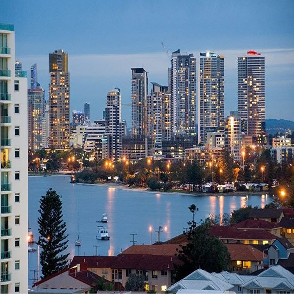 Rent my 2 bed Apartment, Central Gold Coast , Australia during Important: You don't need a car as you can walk to many events