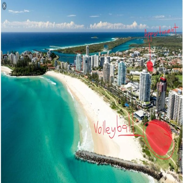 Rent my 1 bed Apartment, North Tweed Heads / Coolangatta , Australia during Gold Coast 2018 Commonwealth Games