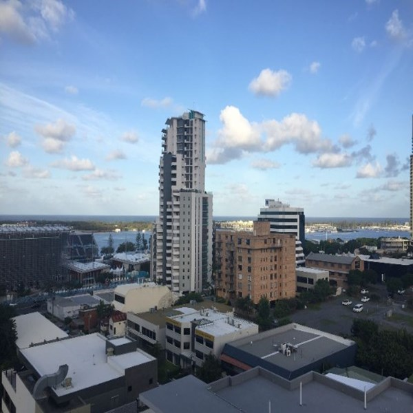 Rent my 1 bed Apartment, North Gold Coast , Australia during Gold Coast 2018 Commonwealth Games